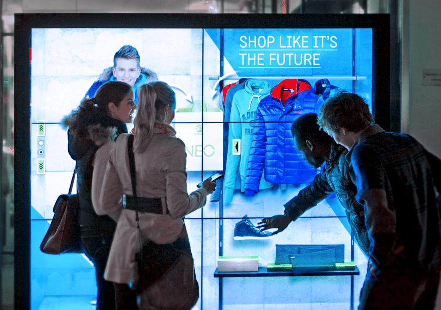El Digital Singage es una de las opciones de futuro de la publicidad digital