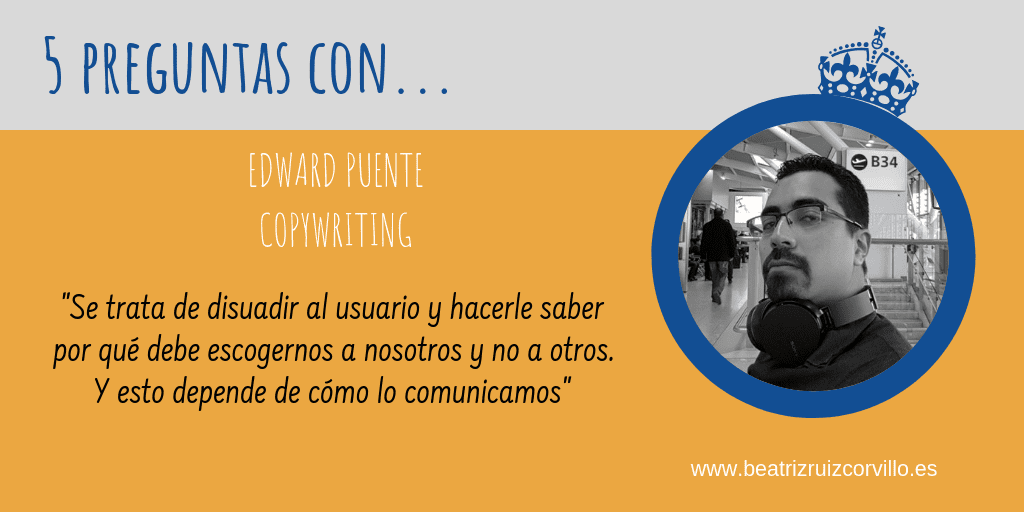 Edward Puente – Copywriting