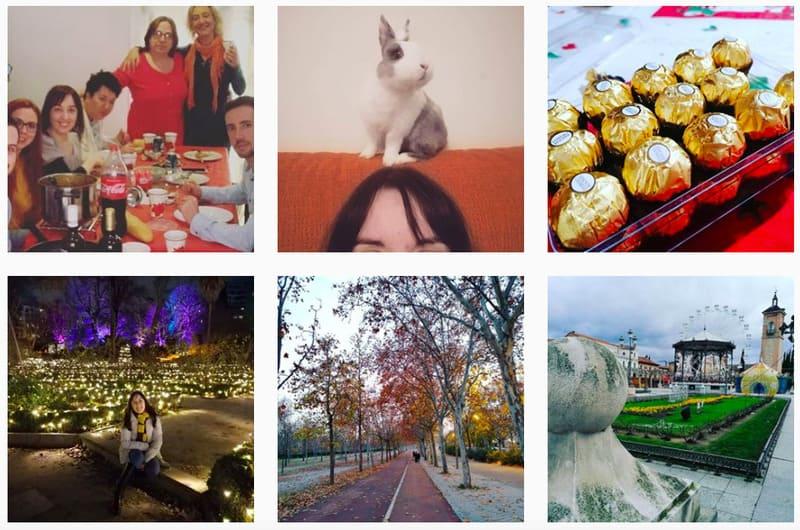 Ejemplo de contenido para marca personal en Instagram