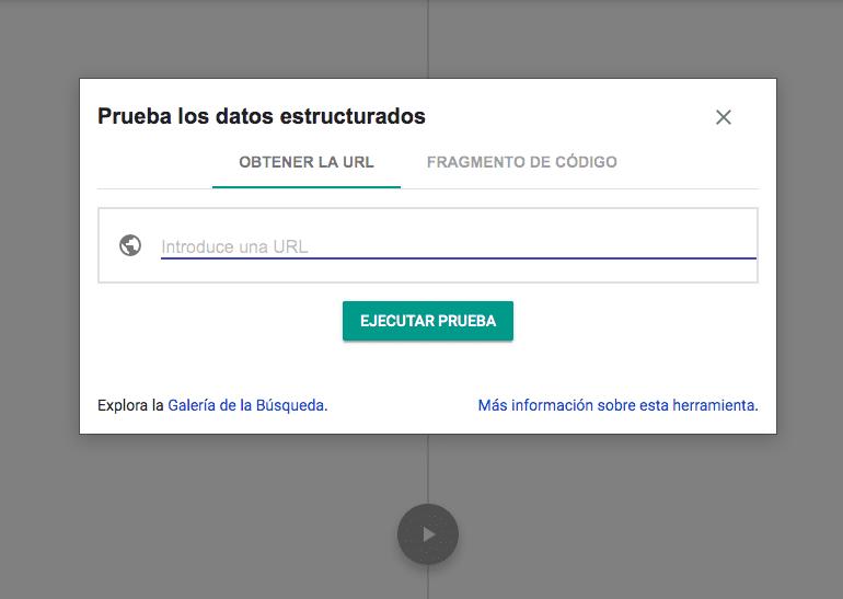 herramienta de pruebas de datos estructurados