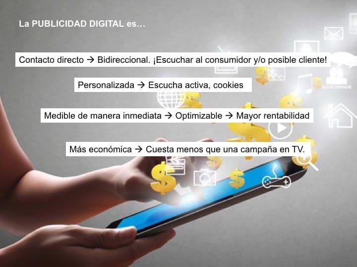 Características de la publicidad online